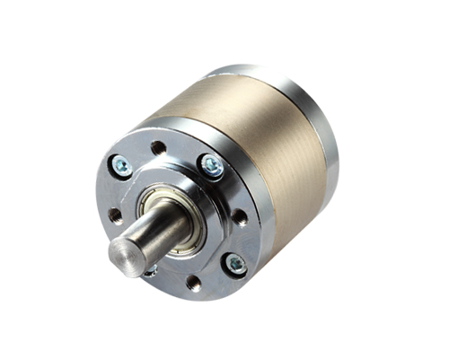 52mm high efficiency planetary gearbox