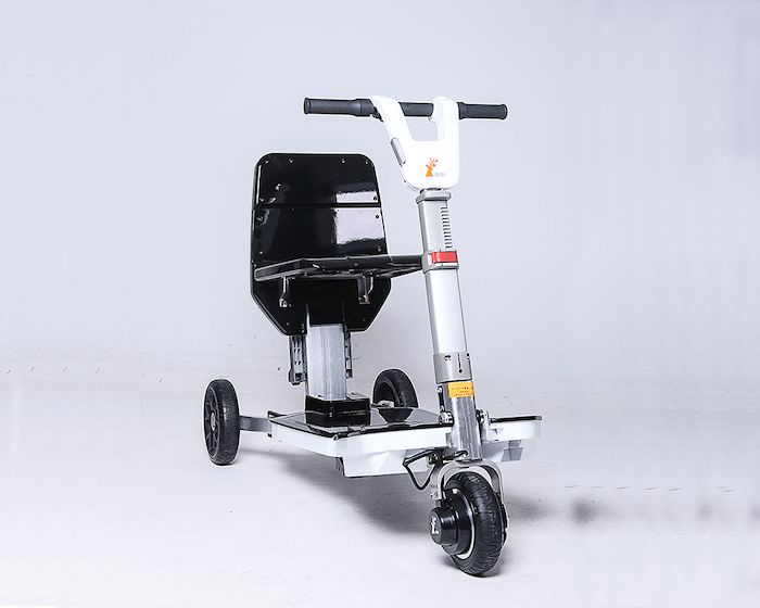 Automatic Folding Mobility Scooter