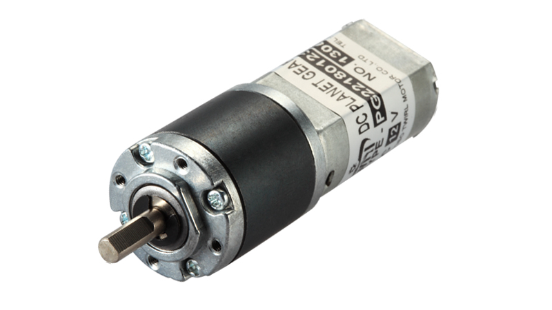 22mm small gear reduction electric motors